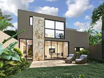 Venta Casa Residencial Thula Playa Del Carmen Nueva Preventa
