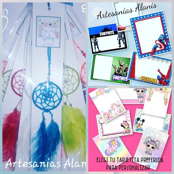 Souvenirs X25 Atrapasueño Personal.fortnite, Lol ,unicornio