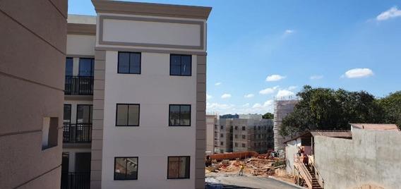 Apartamento De 2 Quartos Na Justo Manfron - Santa Felicidade/tamandaré - Apn-80