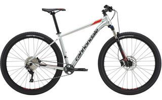 Cannondale Trail 4 Mountain Bike Aro 29 2019 - Cinza