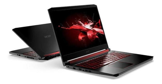 Notebook Acer Nitro 5 An515-54 Intel I5 8gb 1tb 128gb