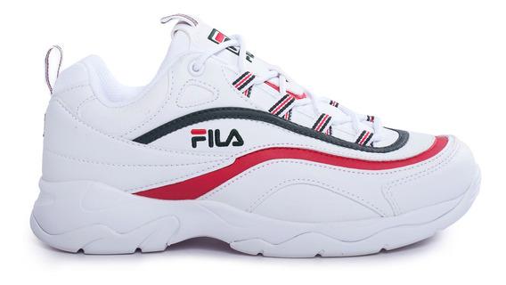 Zapatillas Fila Ray Mens -1rm00577-124- Trip Store