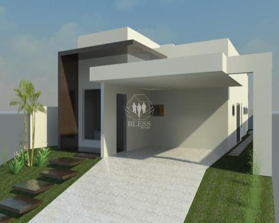 Casa Térrea Com Acessibilidade 200 M2 De Construção Em Terreno De 360 M2 Com: 3 Suites, Sala De Jantar E Sala De Estar, Cozinha Americana Em Conceit - Cc00801 - 34608042