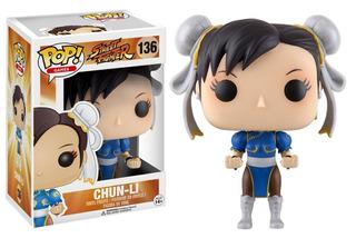 Funko Pop! Games: Chun-li No. 136
