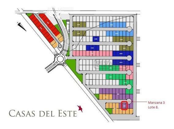 Casa En Venta 40 Ubicado En Eidico Casas, Pilar Del Este