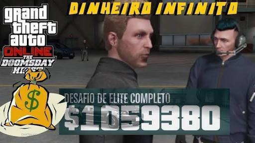 Dinheiro 5.000.000,00 Gta 5 Ps4 Online No Ato 2