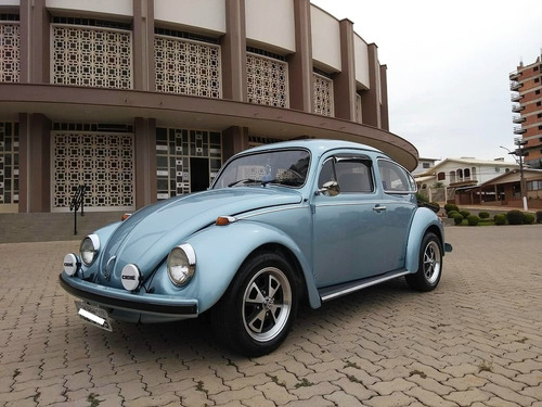Volkswagen Fusca Série Love