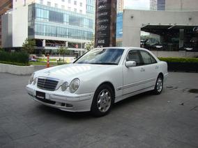 Mercedes Benz E-430 Blindado B4 2001 Blanco
