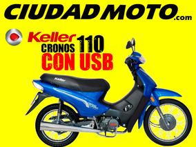 Keller Crono 110 Econo En Ciudad Moto