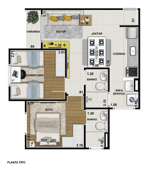 Apartamento Novo - Bairro Progresso Varias Unidades