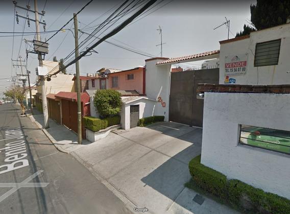 Casa Benito Juárez Miguel Hidalgo 210 Remate Hipotec Maw