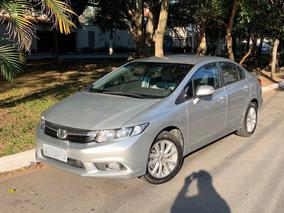 Honda Civic 2014 Lxr 2.0 Revisado