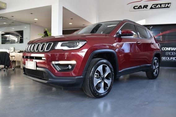 Jeep Compass 2.4 Longitude Plus - Car Cash