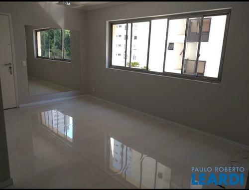 Imagem 1 de 15 de Apartamento - Moema Pássaros  - Sp - 641834