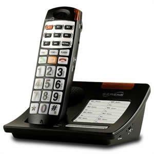 Teléfonos Inalámbricos Si-cl-65 Serene Innovations