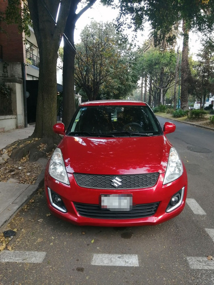 Suzuki Swift 1.4 Gls L4 Man Mt 2015