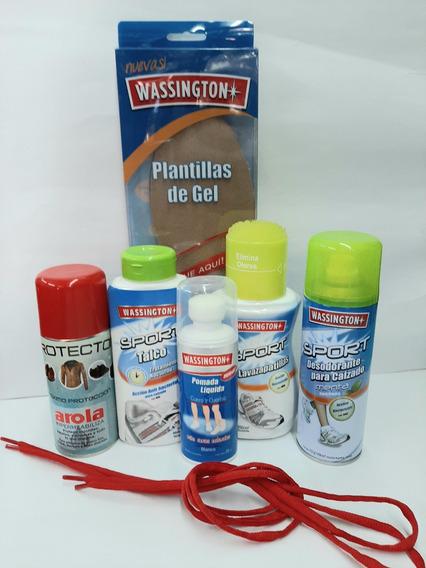 Desodorante Talco Plantilla Gel Autobrillola Distril