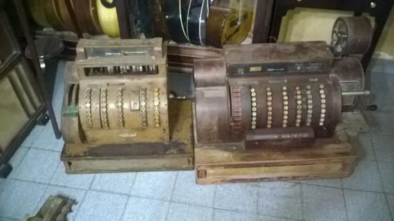 Antiguas Maquinas Registradoras De Almacen National Ver Lote