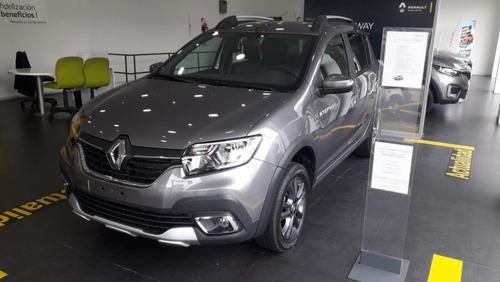Auto Renault Sandero Stepway 1.6 Entrega Inmediata 2021    W