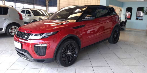 Land Rover Range Rover Evoque 2.0 Hse Dynamic 4wd 16v 2016