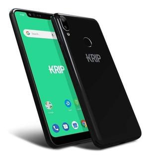 Celular Krip K65 Android 8.1 32gb Doble Sim 3gb Ram Telefono