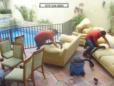 Lavado Y Limpieza De Muebles Alfombras Y Colchones