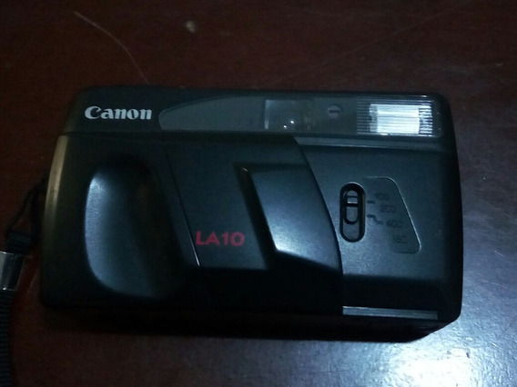 Câmera Canon L10 Antiga Filme