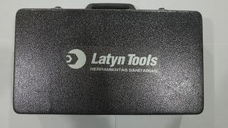 Termofusora Latyn Tf-5002 800w +maletin+boquillas+soporte