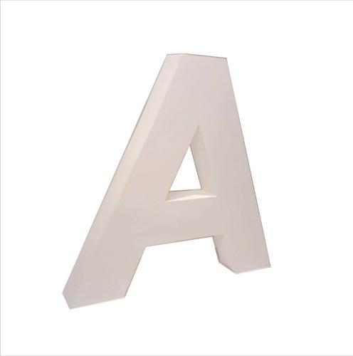 Imagen 1 de 10 de Letras 50 Cm Corporeas Polyfan Comerciales Tunombre Logos