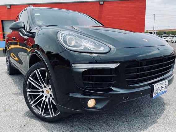 Porsche Cayenne 3.0 Diesel Plinum Edition 2017 Autos Puebla