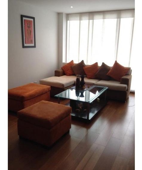 Se Vende Apartamento En Santa Barbara (usaquén)
