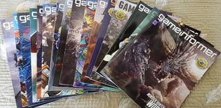 Revista Game Informer Brasil - Todas As Edições Lançadas