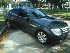 Mercedes Benz Clase C 1.8 C200 Cgi At Blueefficiency