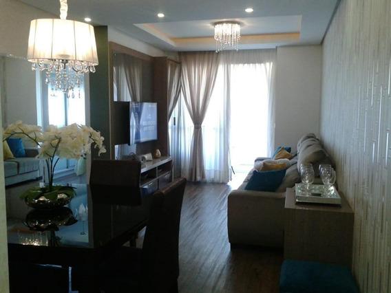 Apartamento 03 Dormitórios, Linda Vista Mar - Centro, São José. - Ap4632