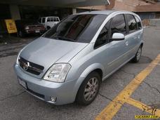 Chevrolet Meriva Versión Sin Siglas - Sincronico