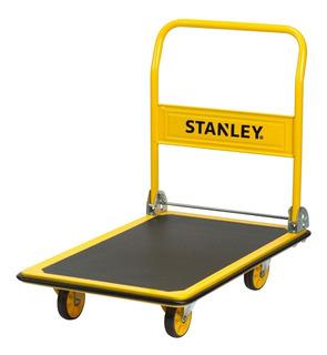 Carro Stanley Plataforma De Acero Sxwtd-pc528 300 Kilos