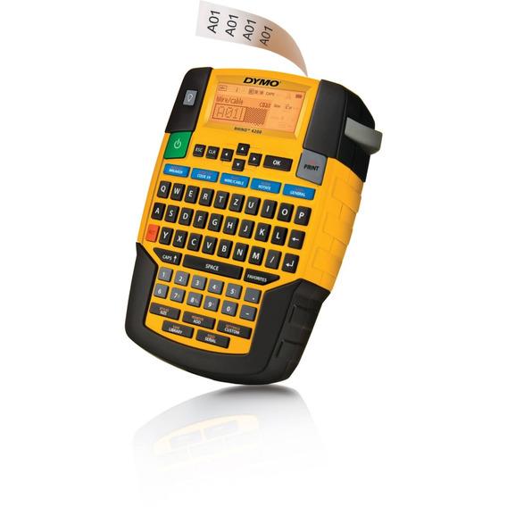 *rotulador Dymo Rhino Rp4200 (pl150) + Adaptador Energia 9v