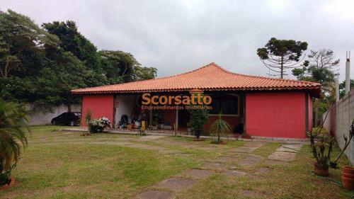 Chácara Com 3 Dorms, Parque Itararé, Embu-guaçu - R$ 550 Mil, Cod: 2979 - V2979