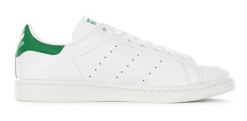 Tenis adidas Originals Stan Smith Bco/verde M20324