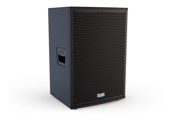 Caixa Ativa Mark Audio Ca600 Frente/retorno Toca Passiva