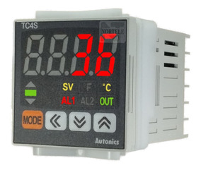 Tc4s 14r Controlador Temperatura Digital 48 X 48mm Autonics