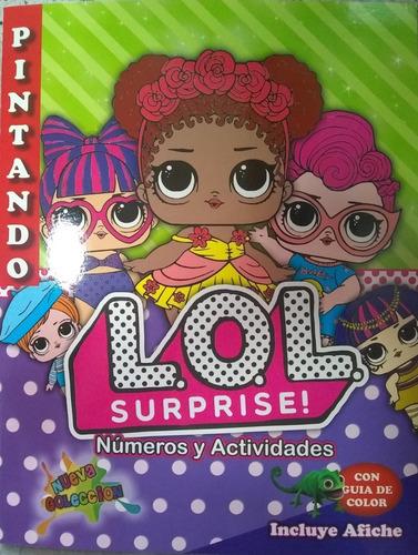 Pijama Pj Héroes Lol Libro Colorear Piñata Sorpresa Infantil