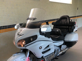 Honda Goldwing 2015 Branca