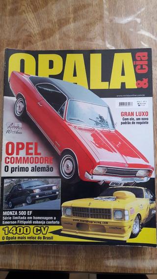 Revista Opala E Cia Lote C/ 8 Revistas