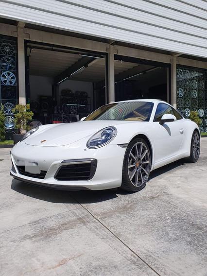 Porsche 911 Carrera 3.0 Turbo Pdk 2017 Branca