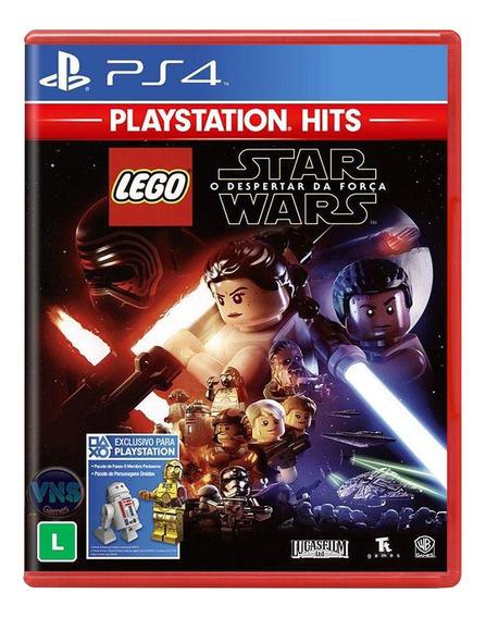 Lego Star Wars O Despertar Da Força - Ps4 - Lacrado