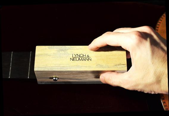 Lima Bahco Biseladora Trastes Luthier 35° Lynch & Neumann