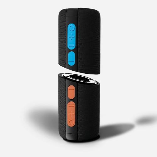 Mini Parlantes Stromberg Twin Bluetooth 2 En 1 Inalambricos