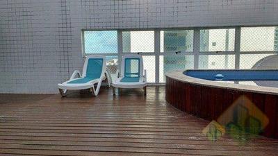 Apartamento Com 3 Dormitórios À Venda, 81 M² Por R$ 520.000 - Tambaú - João Pessoa/pb - Cod Ap0380 - Ap0380