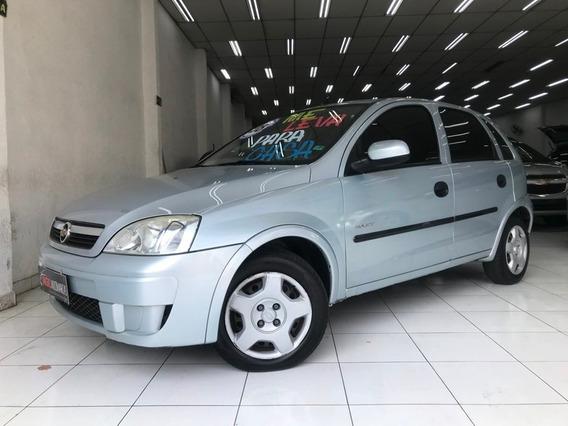 Chevrolet Corsa Hatch 1.0 Maxx Flex 2008 Completo Único Dono
